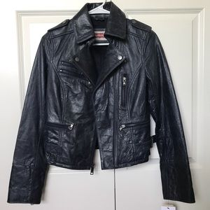 Levi's Moto Leather Jacket